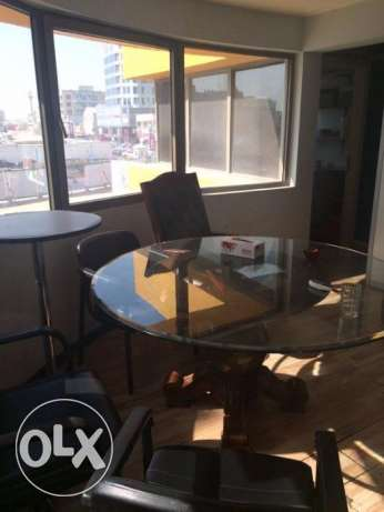 Rent Semi furnished office in Adliya