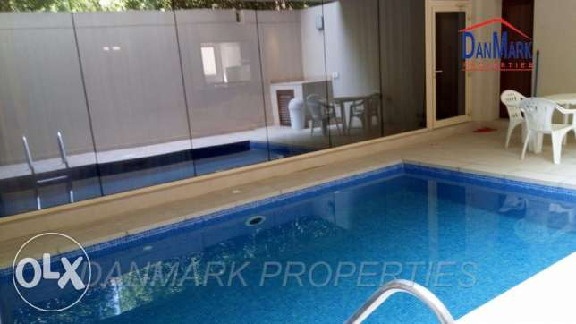 Luxury 3 BR FULLY 2 Storey Villa with Private pool for rent INCLUSIVE