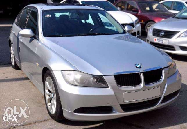 BMW 320i 2008 Silver No Accidents