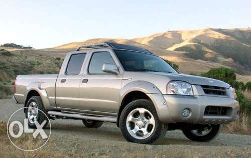 Nissan Frontier XE 4x4 - USA Spec