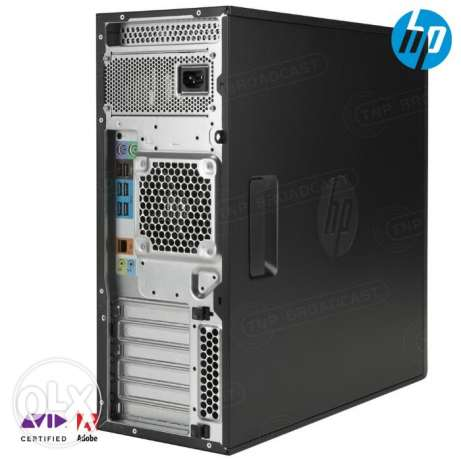 HP Z440 HighEnd Workstation for 3D/Rendering-Xeon V3 CPU-quadro k2200