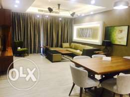 Luxury Brand new Two bedrooms apartment in Amwa-Island.