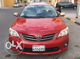 Toyota Corolla model 2013 urgent sale $)