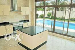 Absolutely luxurious 4 (+1) bedroom compound villa in Janusan