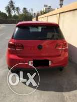 Excellent condition VW Golf Gti 2010 for sale