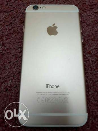 Iphone 6 - 16 GB - Gold