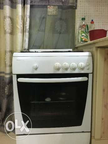 Oven and Gas Cylinder for sale