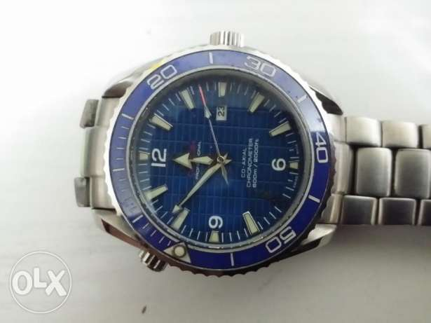 omega used watch