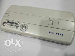 Elmo MO-1 Visual Presenter, Projector