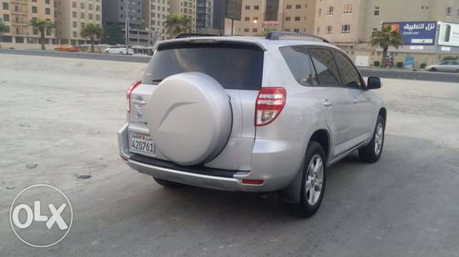 Toyota RAV4 model 2012 جفير -  3