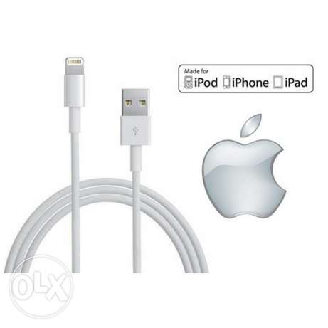 For sale Lighting cable and adapter for iPhone original