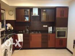Beautiful 2 Bed rooms apartment decant furniture fully furnished