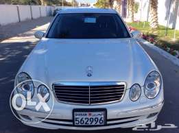For Sale 2006 Mercedes Benz E350 Avantagarde Only 21000km Japan Spec