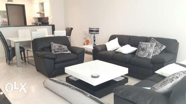 Modern 2 bedrooms apartment in Reef island السيف -  8