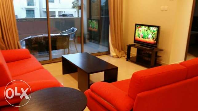 modern fully furnished apartment in tala garden view