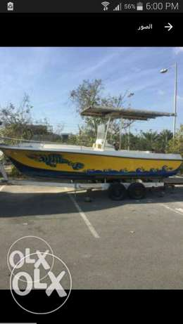 Well craft American boat for sale like new