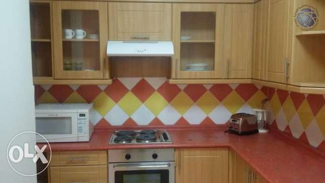 Very Spacious Fully Furnished Apartments Available السنابس -  5