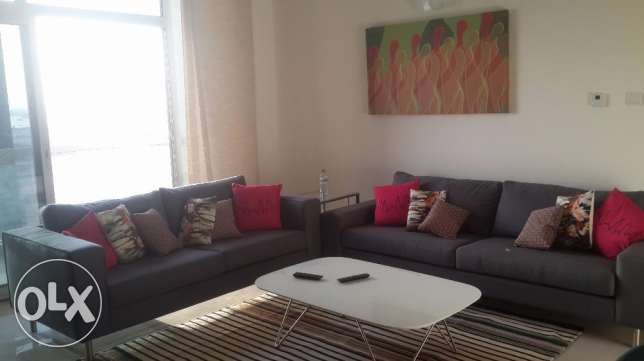 Fabulous Suite brand new fully furnished 2 bedrooms apartment Sea v