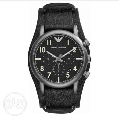 Emporio armani original mens new watch for sale