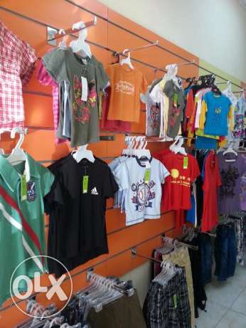 New, Packed Garments For Lot Sale at BD 0.350