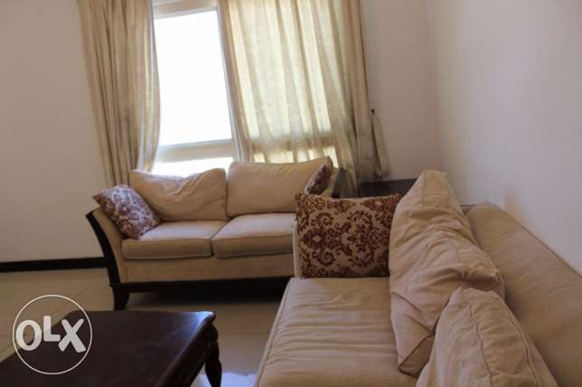 2 Bedroom flat in Mahooz fully furnished inclusive ماحوس -  2