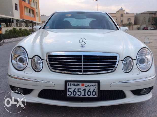 For Sale 2004 Mercedes Benz E320 AMG Japan Specification