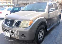 Nissan Path Finder 2008 modal For sale
