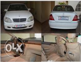 white Mercedes-Benz for sale 2002