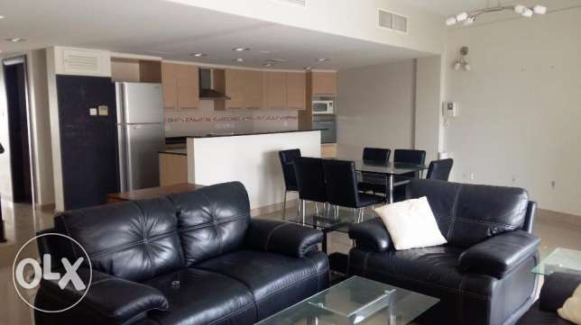 Charming 4 Bedrooms Penthouse practically furnished with open Sea view