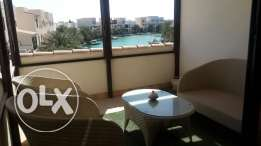 Available now in Amwaj Floating city 1 bedroom sea view apartment