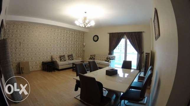 Brand new 2 Bedrooms flat, fully furnished, in Jufair for rent