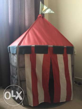 kids tent from IKEA