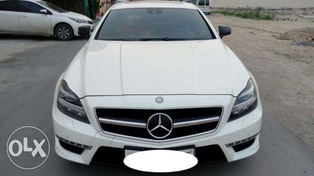 For Sale 2013 Mercedes Benz CLS63 AMG Japan Specification