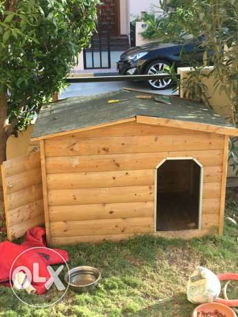 Dog House with AC سار -  1