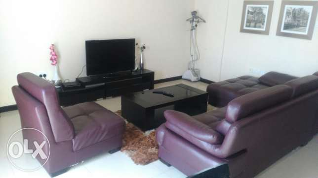 Fully furnished 2BR flat for rent ماحوس -  1