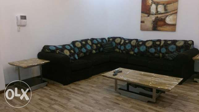 Spacious 3 bedrooms apartment fully furnished in n New Hidd