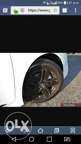 Any 1 selling these alloywheels for toyota camry?