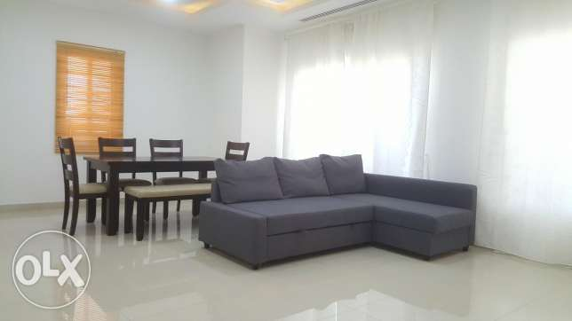 To let Two BHK flat beside St Christopher school
