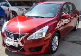 Nissan Tiida 2014 model Good Condition Non accident For Sale