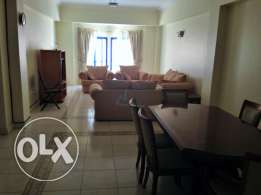 Furnished apartment for rent at Seef