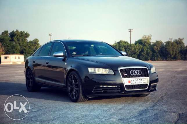 2007 Audi S6, 440 HP, V10 Full Option