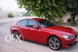 2014 BMW 335 full option (one owner)
