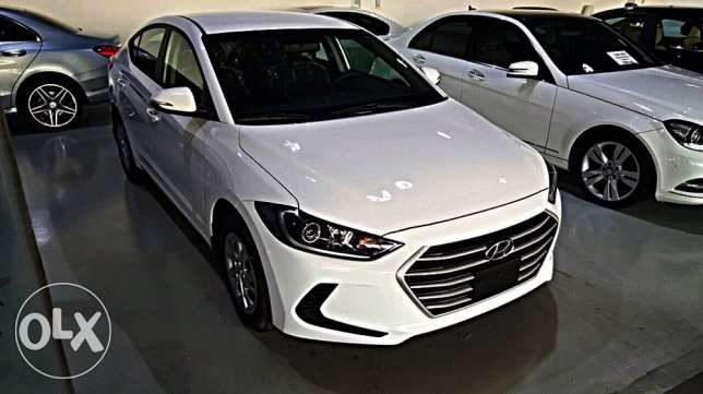 Brand New 0 km Elantra 2017 On Road