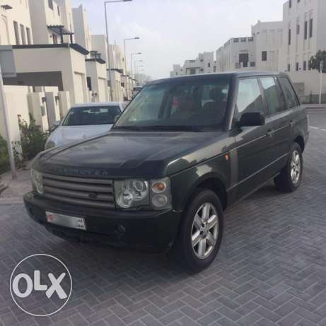 Range Rover For Sale Excellent Condition