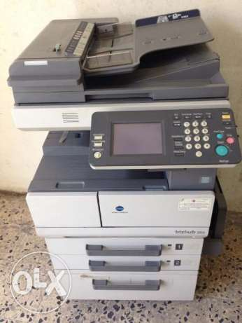 sales ready good condition copiers konica minolta