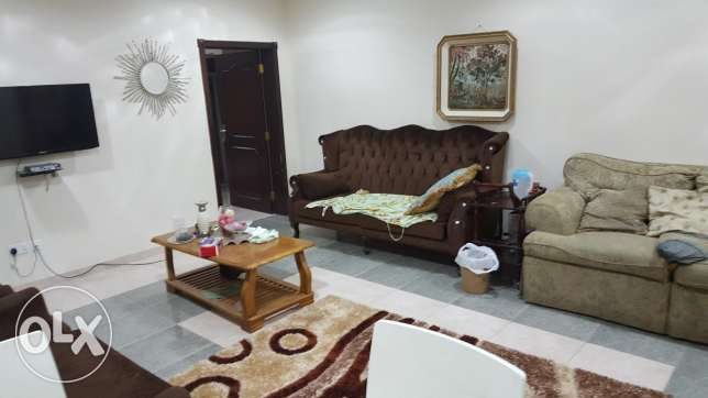 Hidd: 2 bedroom fully furnished apartment for rent on low price
