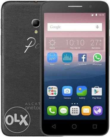 Alcatel mobile good condition