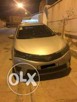 For sale toyota corolla model 2015 2.0
