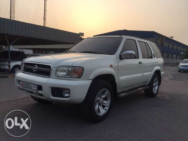 For sale or exchange nissan pathfinder
