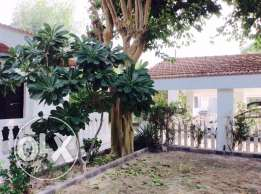 Saar matured greenery compound villa for rent